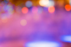 Purple abstract for background. Purple out of focus background to be used as a background or backdrop for presentation Royalty Free Stock Image