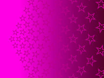 Purple abstract background, particles stars. Grid Royalty Free Stock Image
