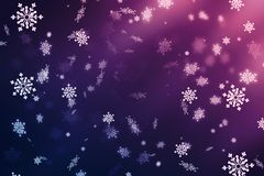 Purple abstract background, snowflakes. Christmas background, Christmas. vector illustration