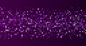 Purple abstract background. Royalty Free Stock Images