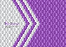 Purple abstract background vector illustration, cover template layout, business flyer, Leather texture. Luxury can be used in annual report cover design, book Stock Photo