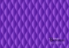 Purple abstract background vector illustration, cover template layout, business flyer, Leather texture. Luxury can be used in annual report cover design, book Stock Photos