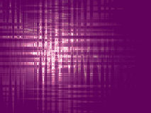 Purple abstract background. With white in the middle Royalty Free Illustration