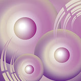 Purple abstract future Royalty Free Stock Photo