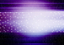 Purple Abstract Futuristic Background Royalty Free Stock Images