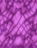 Purple abstract op art Royalty Free Stock Image