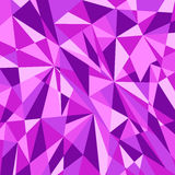 Purple abstract shapes background Royalty Free Stock Images