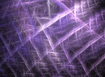 Purple abstract texture fractal effect light background Stock Images