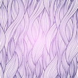 Purple abstract waves background Stock Photo