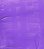 Purple acrylic background from brush strokes. Purple acrylic background from intersecting brush strokes Royalty Free Stock Photography