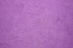 Purple aged concrete texture Royalty Free Stock Images