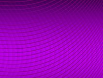 Purple Arc Background Stock Photography