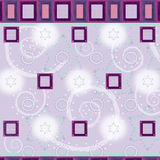 Purple background. Pretty purple modern star background Royalty Free Stock Images