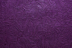 Purple background. Purple tooled leather texture for background Royalty Free Stock Image