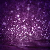 Purple background Stock Photography