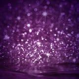 Purple background Stock Photography