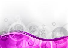 Purple background Stock Image