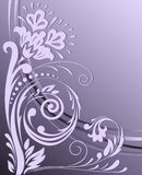 Purple background Royalty Free Stock Images