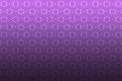 Purple background. With white design Stock Photos