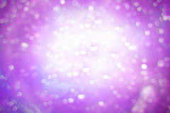 Purple  background. Violet bokeh space shining background Royalty Free Stock Photos