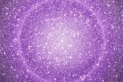 Purple background. Beautiful purple background of sparkles with reflections and bokeh royalty free illustration