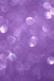 Purple Background - Blur stock Photo. Purple Background - Abstract Blur Valentines Day Card : White Blurred Lights Wallpaper Royalty Free Stock Photography