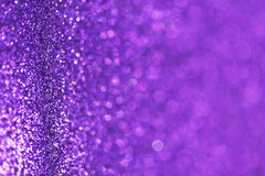 Purple background. Elegant abstract background with bokeh defocused lights Royalty Free Stock Photography
