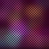 Purple background horizontal mosaic Royalty Free Stock Images