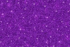 Purple background, shiny glitter texture. Purple background, horizontal texture with shiny glitter Royalty Free Stock Images