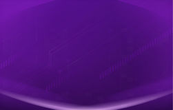 A purple background Stock Image