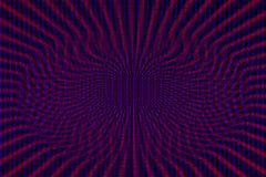 Purple background from line set abstract representation of pattern and destruction. stock image