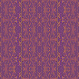 Purple background with seamless pattern. Ideal for printing Stock Photo