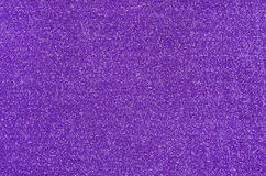 Purple background with sparkles. Stock Image