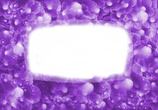 Purple Background With White Center Stock Images