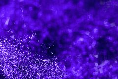 Purple background of woven fibers, soft focus royalty free stock images