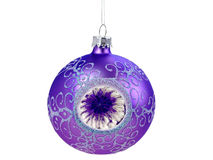 Purple ball Royalty Free Stock Images