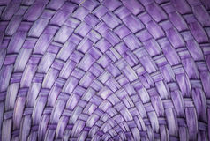 Purple bamboo textured Stock Image