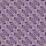 Purple and beige floral pattern vector illustration