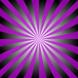 Purple black white ray burst design Stock Image
