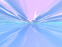 Purple Blast. An abstract background royalty free illustration