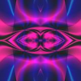 Purple and blue abstract backg Royalty Free Stock Photos