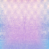 Purple blue abstract dotted background Stock Photography