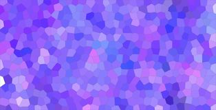 Purple and blue colorful Small Hexagon background illustration. Purple and blue colorful Small Hexagon background illustration royalty free illustration