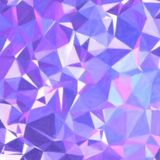 Purple and blue Pastel with color boost in square shape background illustration. Purple and blue Pastel with color boost in square shape background illustration stock illustration