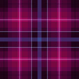 Purple and blue scottish pattern Royalty Free Stock Photos