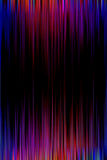 Purple and blue striped background stock photography