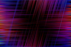 Purple and blue striped background Stock Images