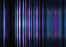 Purple and blue striped background Royalty Free Stock Photography
