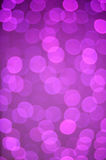 Purple Blur Background Stock Image