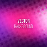 Purple Blurred Background With Halftone Effect Royalty Free Stock Image